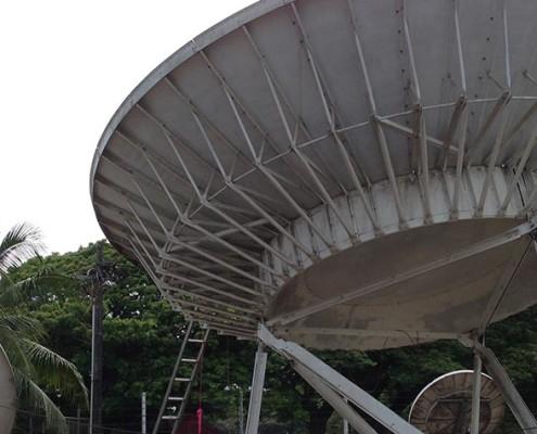andrew satellite dish