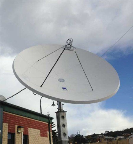 Prodelin 1375 Series 3.7m Satellite Dish