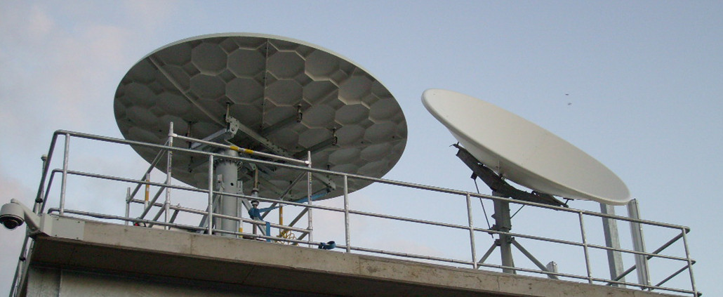 Media Hub Installation of a Ku Band VSAT and TVRO Facility