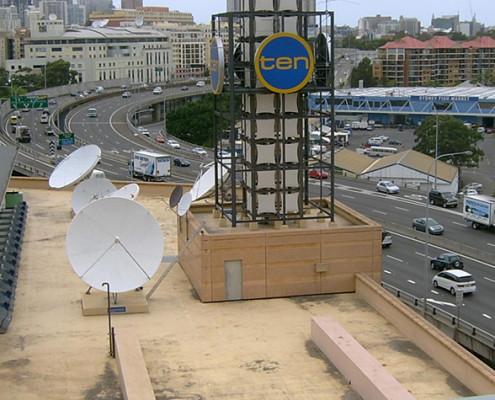 dish installation network 10