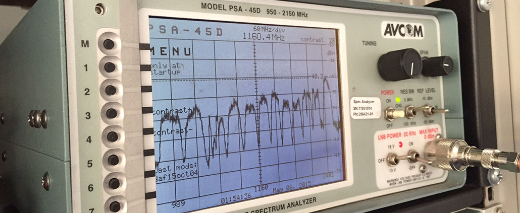 spectrum-anliyser