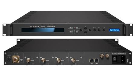 Av-Comm NDS3402E website