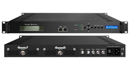 Av-Comm M6001 MPEG2 HD MPEG4 HD encoder modulator