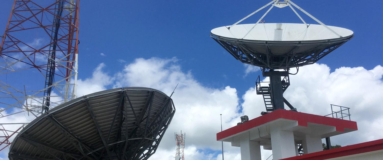 Av-Comm – Satellite Communications Infrastructure