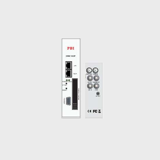 PBI 2410D Quad Tuner IPTV Module