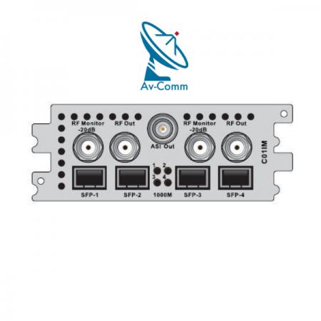 PBI C01IM 32 Channel IPQAM Modultor Module v2
