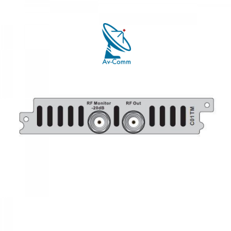 PBI C01TM Quad COFDM Modulator Module v2