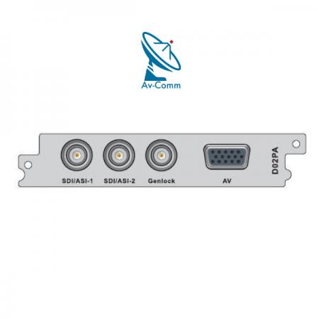 PBI D02PA Channels Multi-format Signal SD_HD SDI Decoder Module v2
