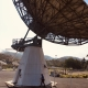 18m C Band satellite dish in Port Moresby